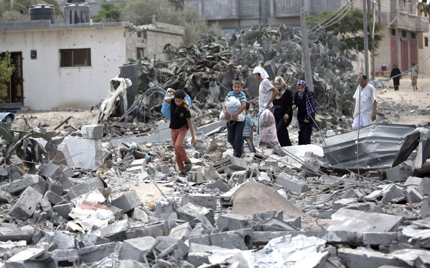 Amnesty: Israel Committed War Crimes in Retaliation for Capture of Israeli Soldier