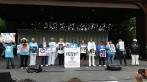 DC's Free Her Rally against Mass Incarceration