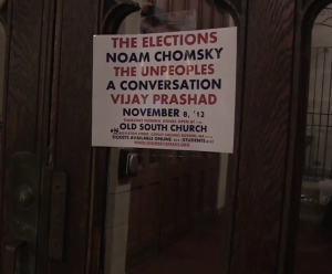 chomsky elections and the unpeoples