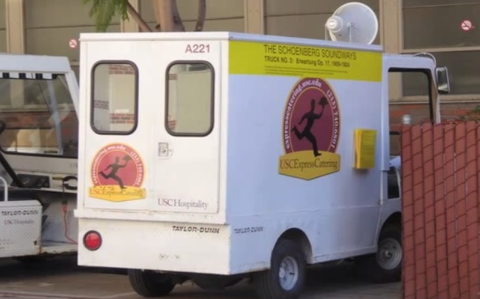 Schoenberg 'Ice Cream Truck' Is the Best Thing Ever