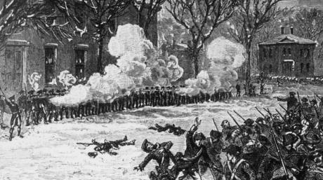 Shay's Rebellion and the Myth of the American Revolution
