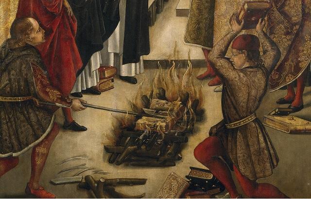 [Image: St-Dominic-Albigensians-painting-books.jpg]