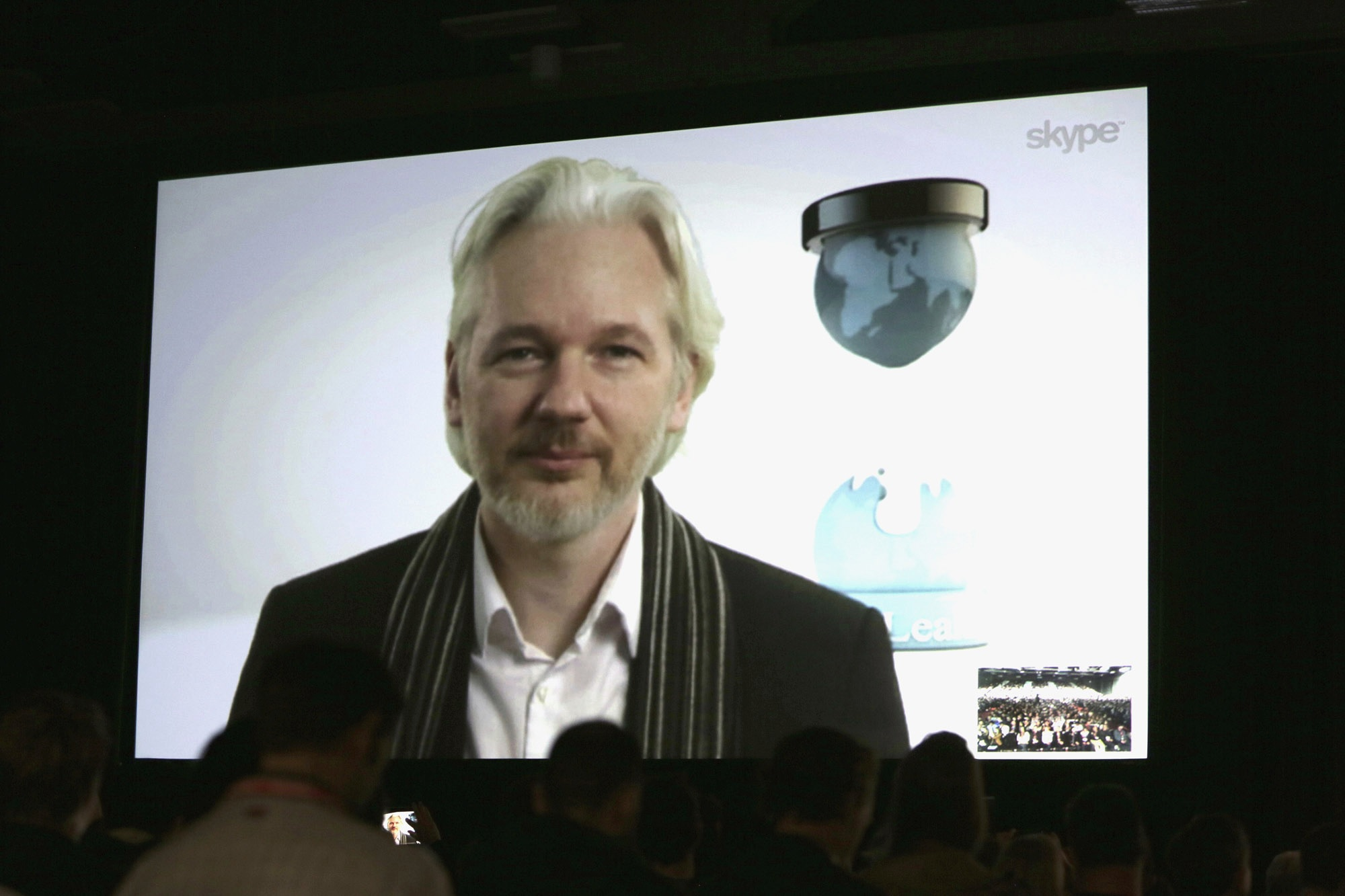 Assange: US Academia Helps the State Department