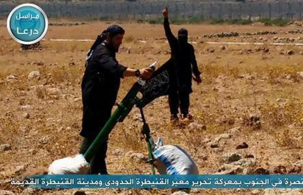 Attack on Syria recalls Israel's support for al-Qaeda in illegally occupied Golan