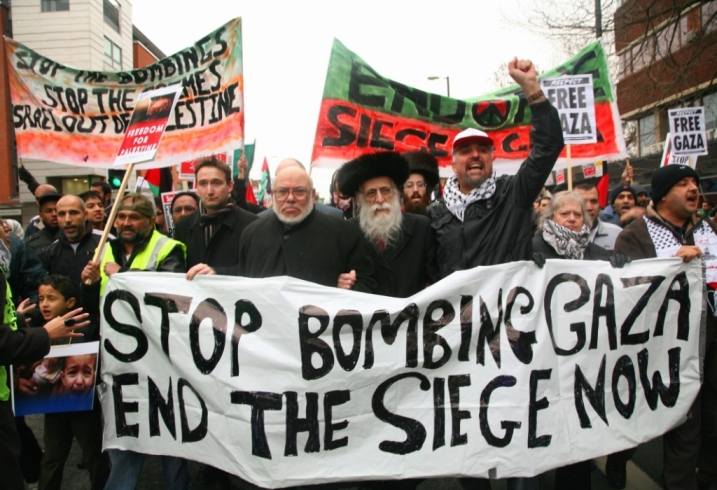 "Israeli wars & illegal blockade pushing Gaza to ""systemic collapse of infrastructure & economy"""