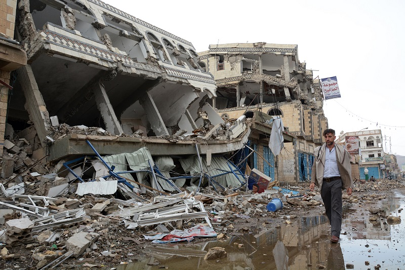 Yemen catastrophe, natural resources in Afghanistan, Trump's wars – Middle East in Focus interview