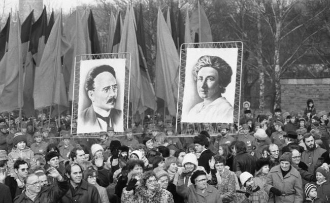 Rosa Luxemburg Facts Biography Personality Revision Notes