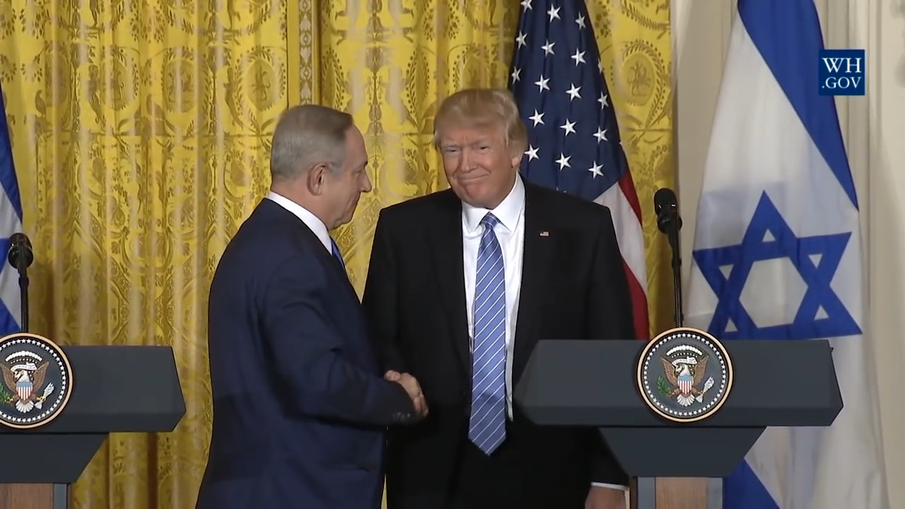 US Bipartisan Support for Israel over Palestinians Is Breaking Down, New Study Shows