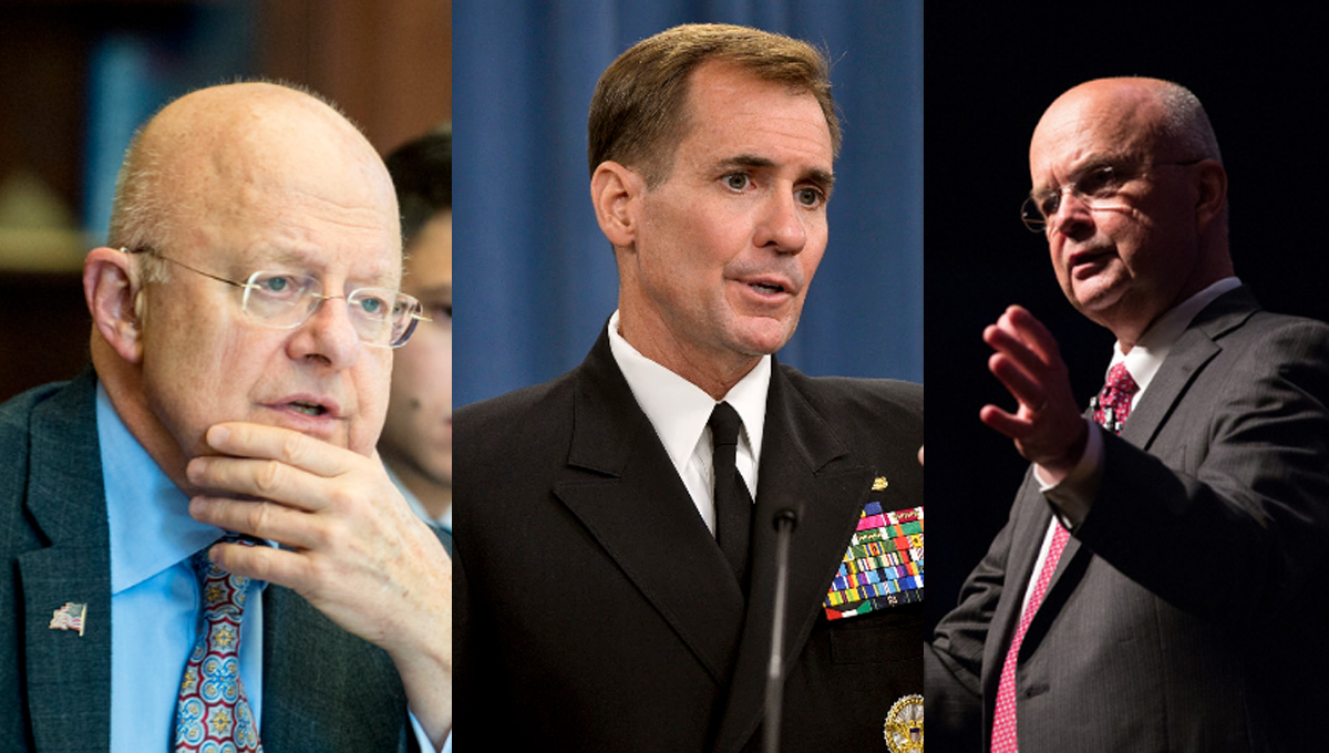 Corporate Media Hires CIA, Pentagon Officials as Talking Heads – Who Push for More War