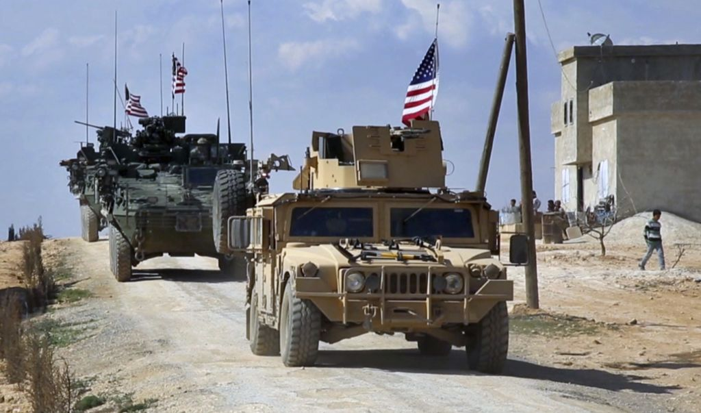 Perpetual war: Tillerson says US troops will stay in Syria indefinitely, renews calls for regime change